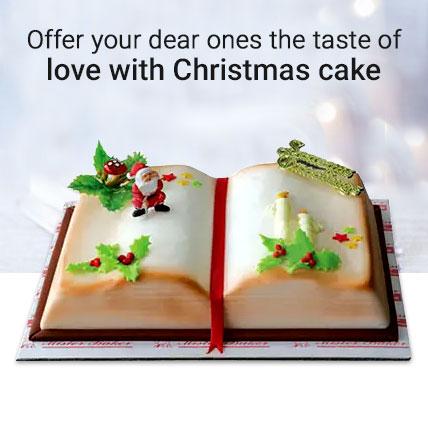 Order Christmas Cake Online